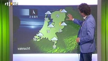 RTL Weer Buienradar Update 2 juli 2013 16:00 uur