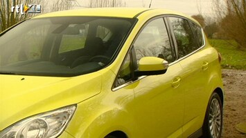 RTL Autowereld Ford C-max
