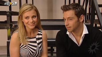 RTL Boulevard GTST-acteurs Gigi en Louis beloven spannende cliffhanger