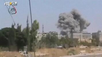 RTL Nieuws VN-inspecteurs aan de slag in Syrië