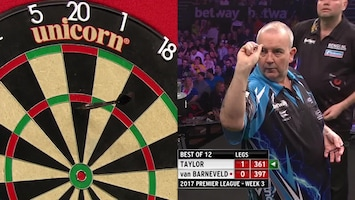 Rtl 7 Darts: Premier League - Afl. 3