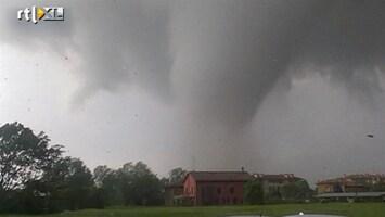 RTL Nieuws Italië getroffen door zware tornado