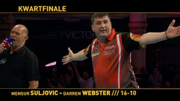 World Matchplay 2018 - dag 7
