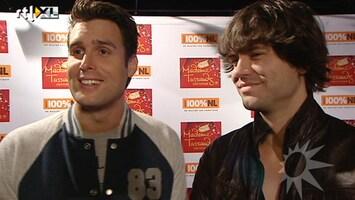 RTL Boulevard Nick en Simon nu ook in Madame Tussauds
