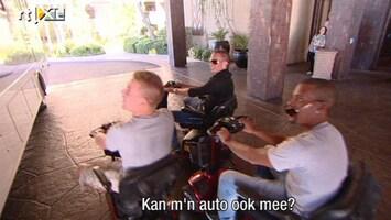 Jokertjes Jawoord - 'drie Randdebielen Op Oma-mobieltjes'