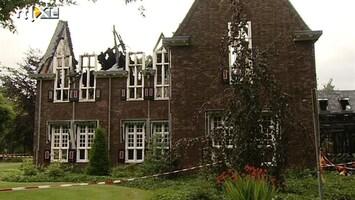 RTL Nieuws Bewoners kamp Waalre bedreigd