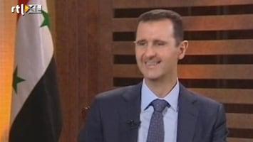 RTL Nieuws Assad: Winnen is kwestie van tijd