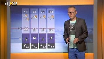 RTL Nieuws 'Het weekend ziet er fraai uit'