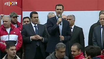 RTL Nieuws Syrië: demonstranten worden vrijgelaten