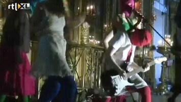 RTL Nieuws Het punkgebed van Pussy Riot