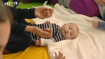 Editie NL Gewichtheffen met je baby