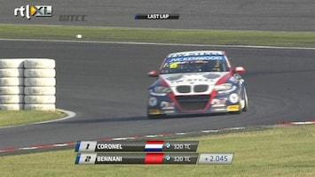 RTL GP: WTCC Tom Coronel wint op Suzuka