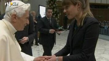 RTL Nieuws De conservatieve paus die met zijn tijd mee wilde gaan