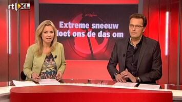Editie NL Chaos in NL door sneeuw!