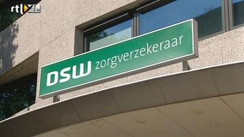 RTL Nieuws DSW verlaagt zorgpremie