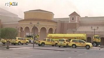 RTL Nieuws Doden door brand in winkelcentrum Qatar