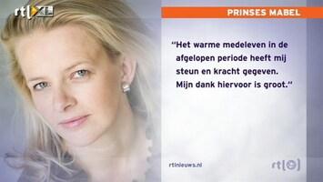 RTL Nieuws Geen behandelplek voor Friso in Nederland