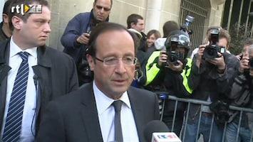 RTL Nieuws Hollande gaat zo snel mogelijk naar Merkel