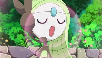 Pokémon Meloetta en de Onderwatertempel!