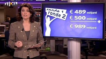 RTL Nieuws ECB schiet banken opnieuw te hulp