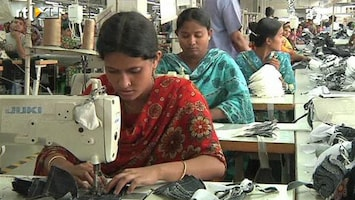 RTL Nieuws Nederland helpt kledingfabrikanten Bangladesh