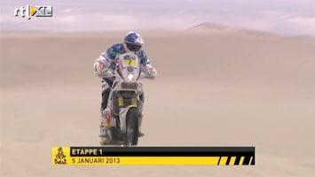 RTL GP: Dakar Pre-proloog Dakar Update 5 januari
