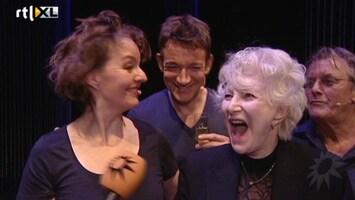 RTL Boulevard Adèle Bloemendaal weer even in het theater