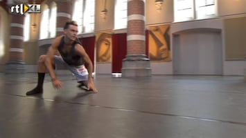 So You Think You Can Dance Trekt ex-voetballer Ricardo de goede lijn door?