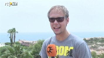 RTL Boulevard Armin van Buuren houdt van Ibiza
