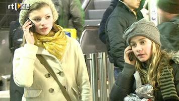 RTL Nieuws Schultz: treinverkeer blijft in winters haperen