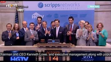 Rtl Z Opening Wall Street - Afl. 203