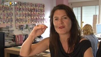 Holland's Next Top Model - Jurylid Sabine: 'streng Doch Rechtvaardig'