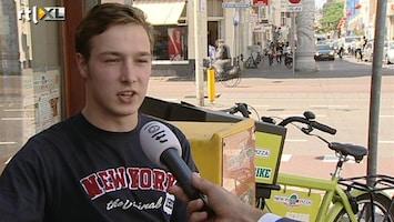 RTL Nieuws 'Ze hielden me vast en wilden m'n portemonnee'