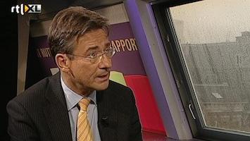 RTL Nieuws Ruttes Rapport: minister Verhagen