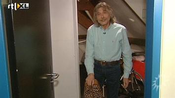RTL Boulevard Johan Derksen begint eigen kledinglijn