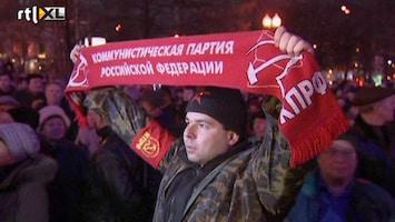 RTL Nieuws Moskou voor avond in opstand