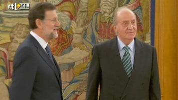 RTL Nieuws Zware klus voor nieuwe Spaanse premier