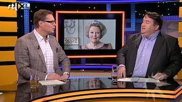 RTL Boulevard Koningin Beatrix 74 jaar