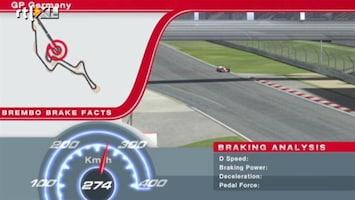 RTL GP: Formule 1 Brakefacts - Duitsland