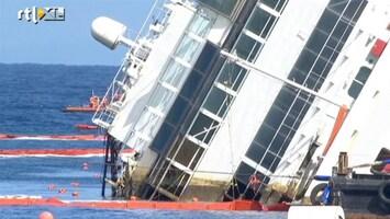 RTL Nieuws Stukje bij beetje komt Concordia omhoog