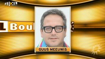 RTL Boulevard Guus Meeuwis overzees met Groots