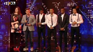 X Factor - De Uitslag Van Liveshow Vier