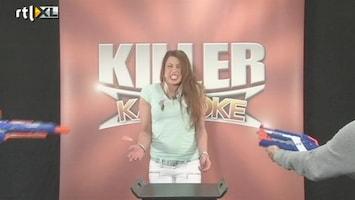 Killer Karaoke - Killer Karaoke - Auditie Van Melissa