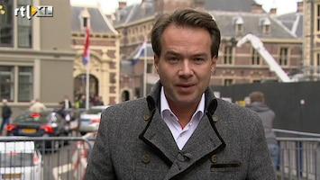 RTL Nieuws 'Koning was gespannen en emotioneel'
