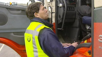 RTL Transportwereld Integrale Transport Controle Politie Hollands-Midden