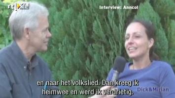 RTL Nieuws Tanja Nijmeijer: Ik mis Nederland enorm