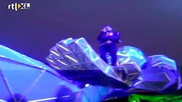 RTL Nieuws Zangers Take That vast in robot