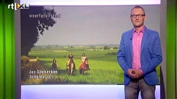 RTL Weer Buienradar Update 12 juli 2013 16:00 uur