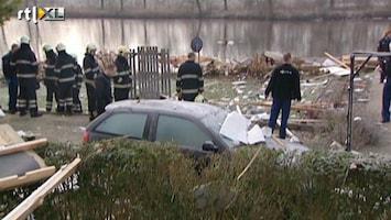 RTL Nieuws Woonboot ontploft door explosie