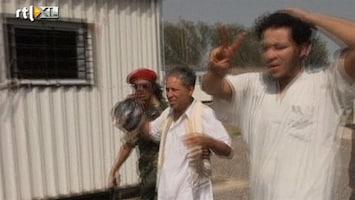 RTL Nieuws Khadaffi-generaal gearresteerd